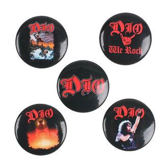 placky Dio - We Rock - RAZAMATAZ, RAZAMATAZ, Dio
