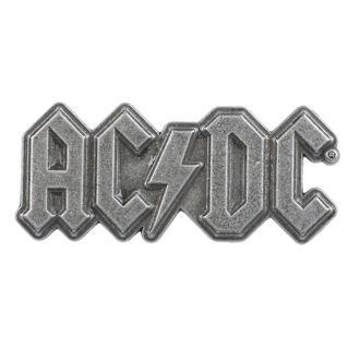 připínáček AC/DC - Metal Logo - RAZAMATAZ, RAZAMATAZ, AC-DC