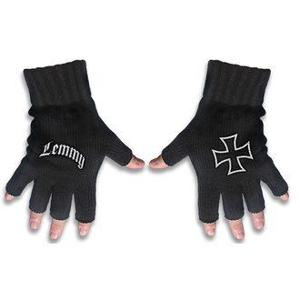 rukavice bezprsté Motörhead - LEMMY - LOGO & IRON CROSS - RAZAMATAZ, RAZAMATAZ, Motörhead