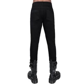 kalhoty pánské KILLSTAR - Be Fierce - Black, KILLSTAR