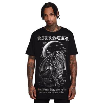 tričko pánské KILLSTAR - Firebreather - KSRA001434