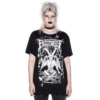 tričko dámské KILLSTAR - Firestarter - Relaxed, KILLSTAR