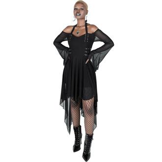 šaty dámské KILLSTAR - Fire Dancer - Black, KILLSTAR