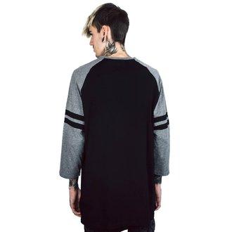 tričko pánské s 3/4 rukávem KILLSTAR - Fly- BLACK, KILLSTAR