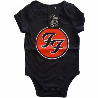 body dětské Foo Fighters - FF Logo - ROCK OFF, ROCK OFF, Foo Fighters