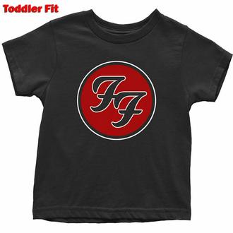 tričko dětské Foo Fighters -  Logo - ROCK OFF, ROCK OFF, Foo Fighters