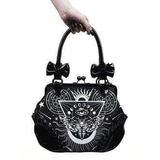 taška (kabelka) KILLSTAR - FOXGLOVE - BLACK, KILLSTAR