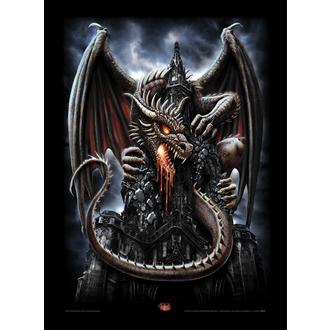 obraz Spiral - (Dragon Lava) - PYRAMID POSTERS, SPIRAL