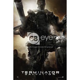 plakát - TERMINATOR SALVATION army FP2297 - GB Posters