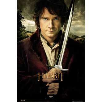 plakát Hobit - Bilbo Sword - GB Posters, GB posters