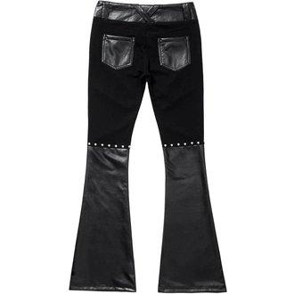 kalhoty dámské KILLSTAR - FREYA - BLACK, KILLSTAR