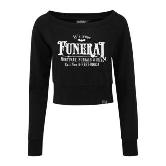 mikina dámská KILLSTAR - Funeral, KILLSTAR