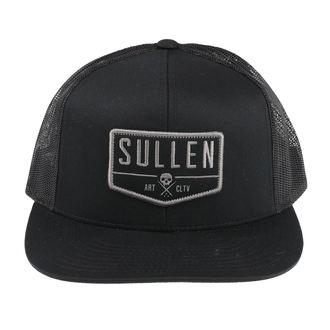 kšiltovka SULLEN - BLOCKHEAD - BLACK, SULLEN