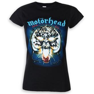 tričko dámské Motorhead - Overkill - ROCK OFF, ROCK OFF, Motörhead