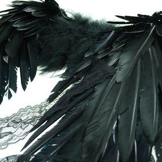 křídla Poizen Industries - FAIRY - BLACK