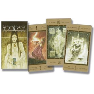 tarotové karty LUIS ROYO - Labyrinth Tarot - 32852