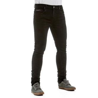 kalhoty pánské (jeans) NUGGET - Garage 2 - 1/7/38, C - Black, NUGGET
