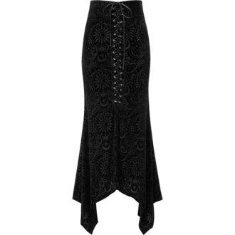 sukně dámská KILLSTAR - Genesis - Black, KILLSTAR