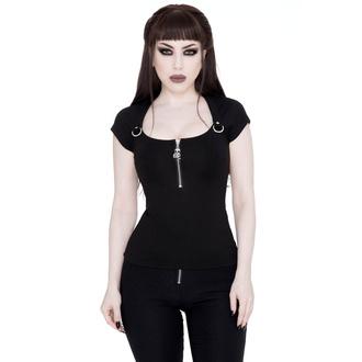 tričko dámské KILLSTAR - Gennie - BLACK - KSRA001737