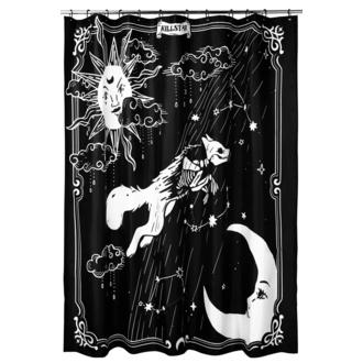 závěs do sprchy KILLSTAR - Gnostic - KSRA003217