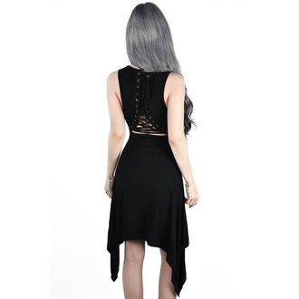 šaty dámské KILLSTAR - GOALS - BLACK, KILLSTAR