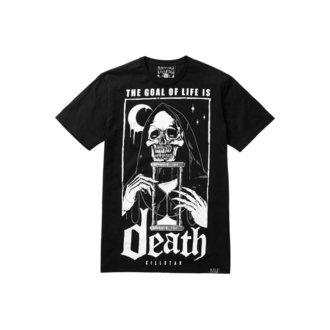tričko pánské KILLSTAR - GOALS - BLACK - KSRA000100