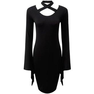 šaty dámské KILLSTAR - GRAVEDUST - BLACK, KILLSTAR