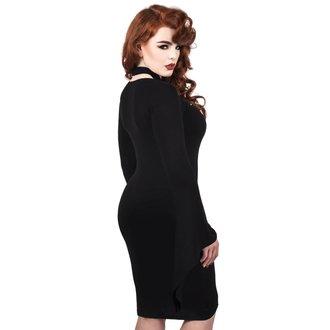 šaty dámské KILLSTAR - GRAVEDUST - BLACK