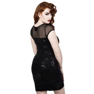šaty dámské KILLSTAR - GRAVE - BLACK, KILLSTAR