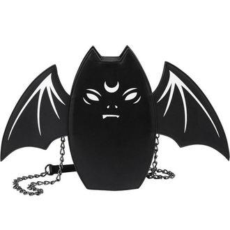 kabelka (taška) KILLSTAR - GRUMPY BAT - BLACK, KILLSTAR