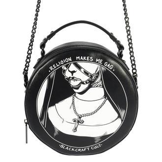 kabelka (taška) BLACK CRAFT - Gag Order Round Crossbody