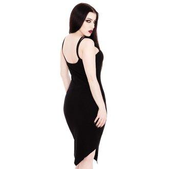 šaty dámské KILLSTAR - Hazel Hell - Black, KILLSTAR