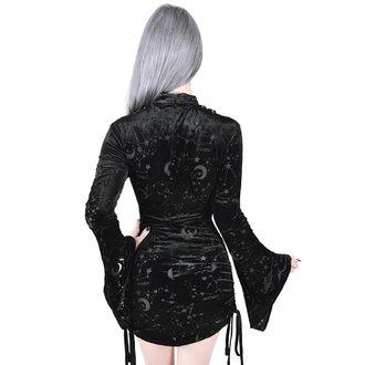 šaty dámské (tunika) KILLSTAR - Helena Hex Halter, KILLSTAR