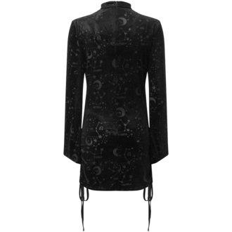 šaty dámské (tunika) KILLSTAR - Helena Hex Halter