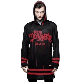 tričko unisex (dres) s dlouhým rukávem KILLSTAR - ROB ZOMBIE - Hellbilly - BLACK, KILLSTAR, Rob Zombie