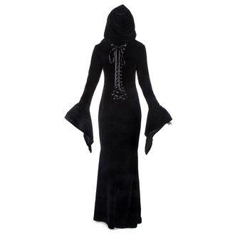 šaty dámské KILLSTAR - Hemlock - Black, KILLSTAR