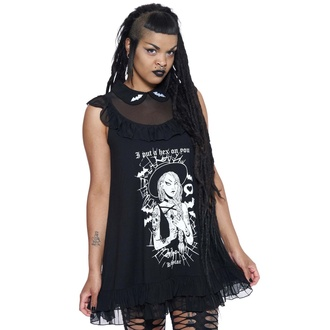 šaty dámské KILLSTAR - Hex Babydoll - Black, KILLSTAR