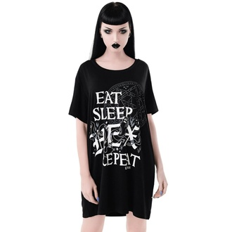 tričko dámské (pyžamo) KILLSTAR - Hex & Repeat - KSRA001908