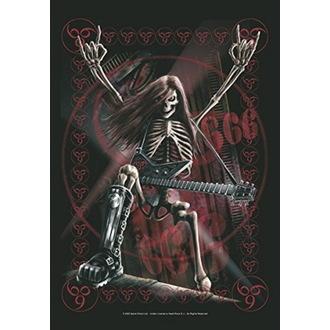 vlajka Spiral - Metalhead, SPIRAL
