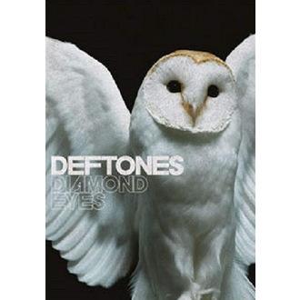vlajka Deftones - Diamond Eyes, HEART ROCK, Deftones