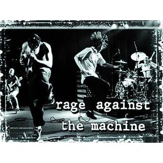 vlajka Rage Against The Machine - Stage