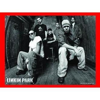 vlajka Linkin Park HFL 531, HEART ROCK, Linkin Park
