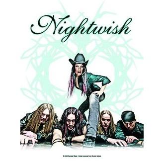 vlajka Nightwish HFL 635, HEART ROCK, Nightwish