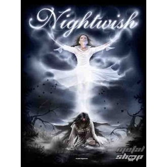 vlajka Nightwish - Resurrection, HEART ROCK, Nightwish