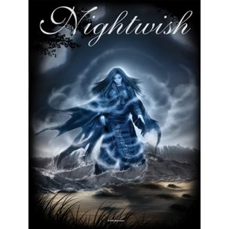 vlajka Nightwish - Ghost Love Score, HEART ROCK, Nightwish