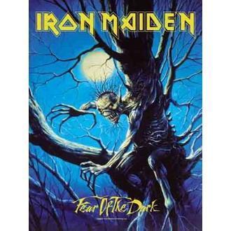 vlajka Iron Maiden - Fear Of The Dark Live