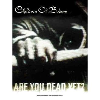 vlajka Children of Bodom - Are you dead yet?, HEART ROCK, Children of Bodom