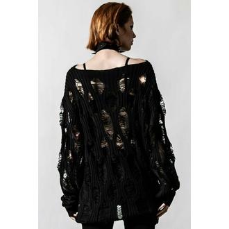 svetr dámský KILLSTAR - Holy Knit - Black - KSRA004172
