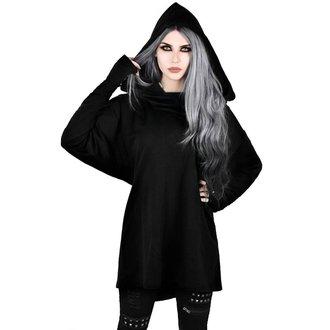 mikina dámská KILLSTAR - HOODOO - BLACK, KILLSTAR