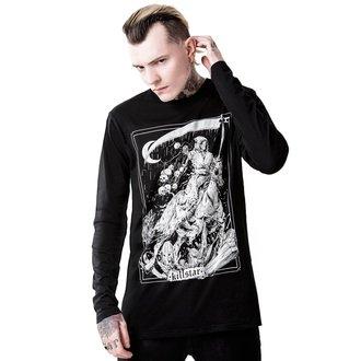 tričko s dlouhým rukávem (unisex) KILLSTAR - HORSEMAN - BLACK, KILLSTAR